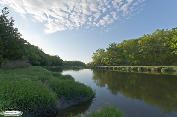 """Little River"" Old Town Hill Reservation Newbury, Massachusetts"