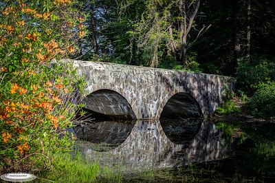 Maudslay State Park Bridge
