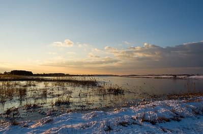 """Sunrise Parker River Wildlife Refuge"" Plum Island Newburyport, Massachusetts"