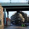 A January walk along the Newcastle Quayside