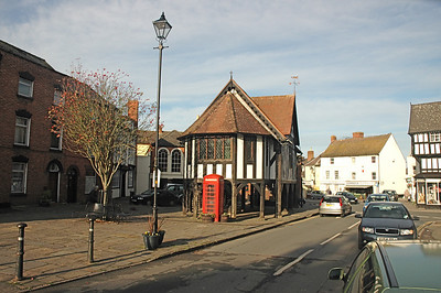 Newent Market house