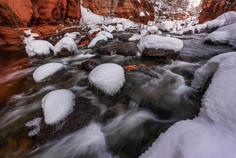 Oak Creek Winter