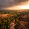 Oak Creek Aerial