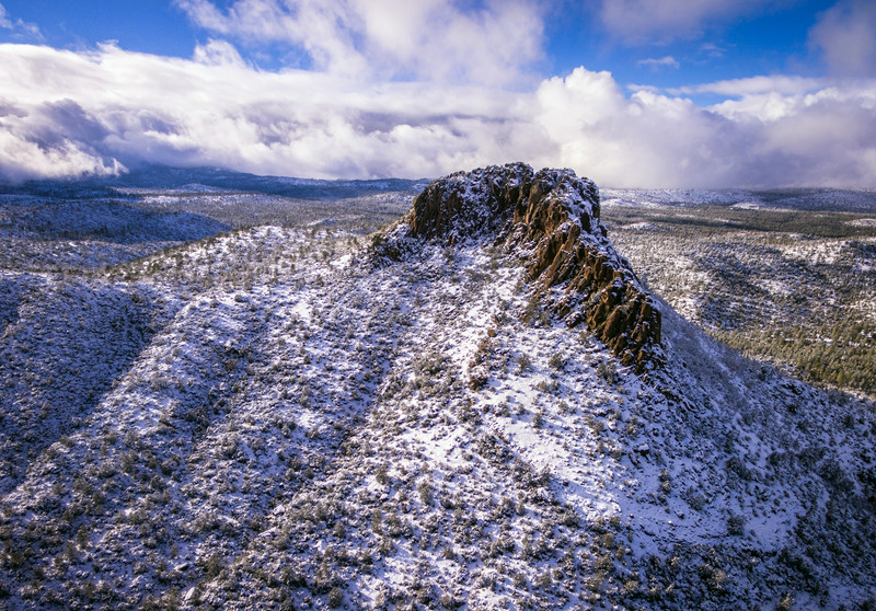 Cold Thumb Butte
