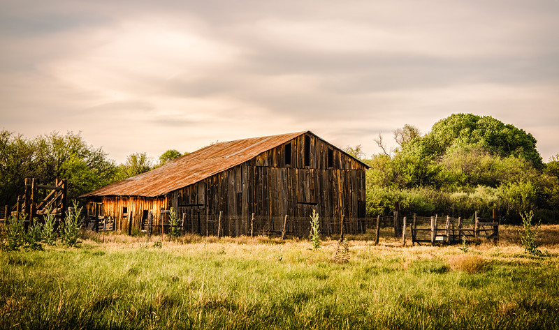 Skull Valley Barn
