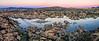 Watson Lake Aerial