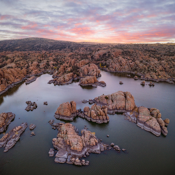 Islands of Granite