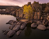 Autumn at Watson Lake