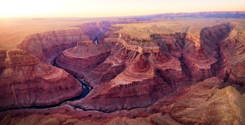 Grand Canyon Confluence