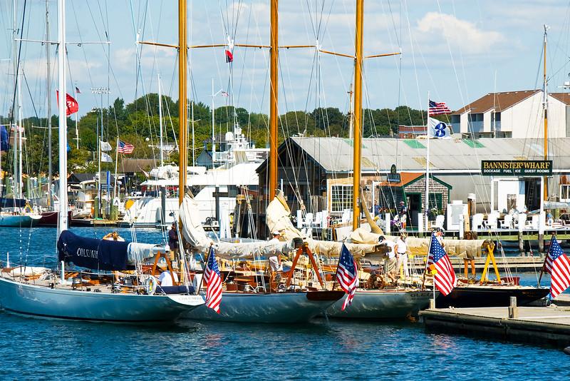 12 Meter Race Boats