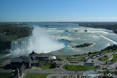 Horseshoe Falls from the Embassy Suites Hotel