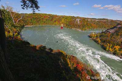 The Whirlpool and Aerocar and fall colors.