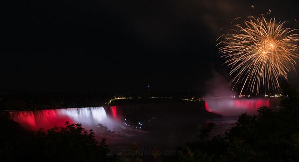 July 1st: Canada Day Celebration Fireworks