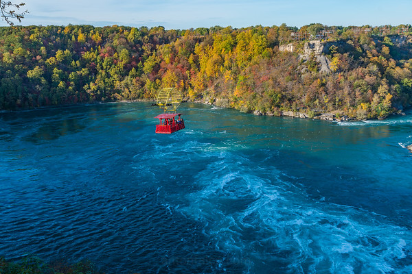 Niagara Falls Cable Car