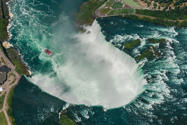 Niagara Falls: From Above