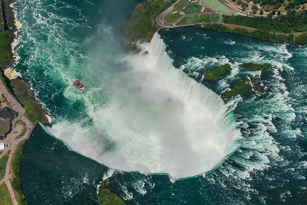Niagara Falls: From Above