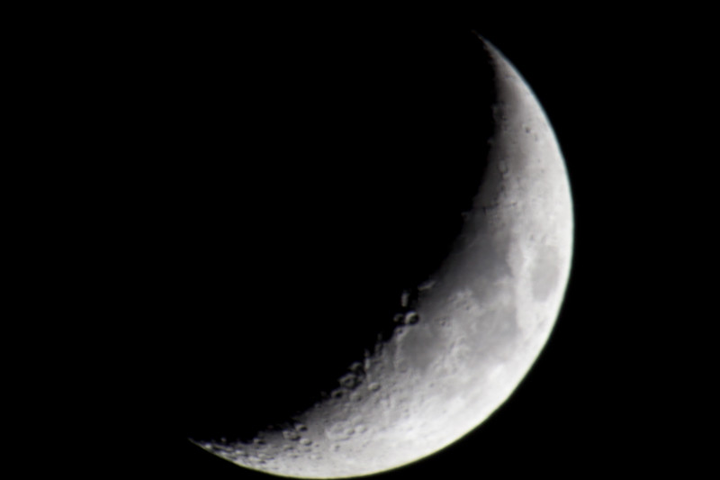 Moon from October 28, 2014