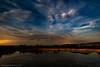 Moonlit Pond at the Armendaris
