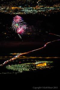 4th of July - Albuquerque