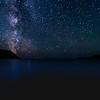 Night Sky on Old Woman Bay