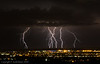 Lightning Storm over Albuquerque 2