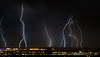 Lightning Storm over Albuquerque 7
