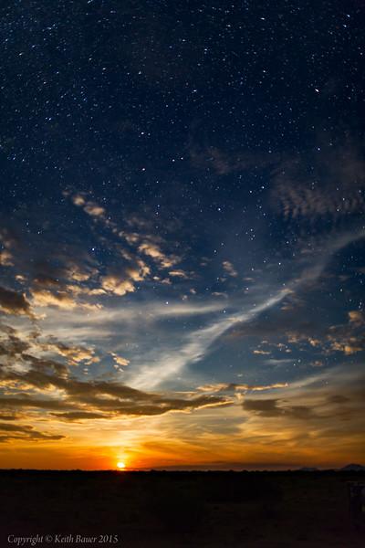 Moonrise !