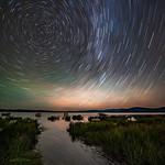 Eagle Lake Star Trails
