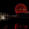 Science World in Red.