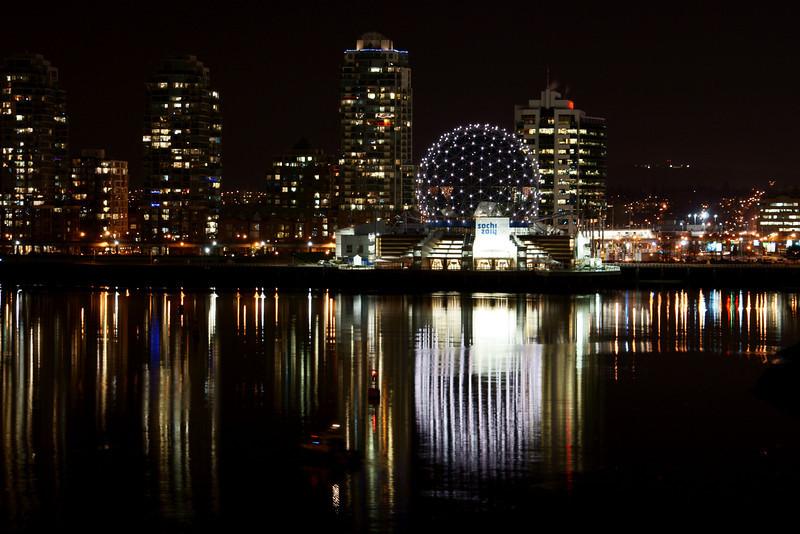 False Creek Vancouver BC