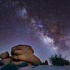 Milky Way at Joshua TreeNational Park