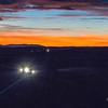 Sunset Near Livina, Montana