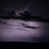 Lightning in the Badlands