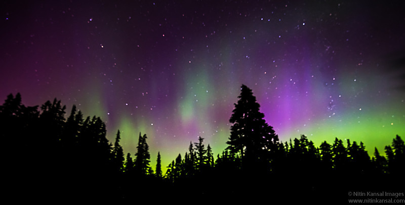 Aurora Borealis A.K.A Northern Lights