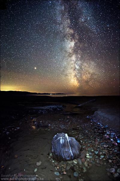 Agawa Bay, Lake Superior Ontario.