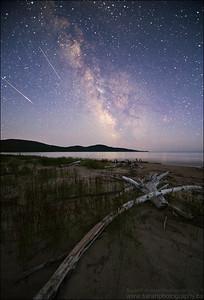 Lake Superior, Neys Provincial Park, ON