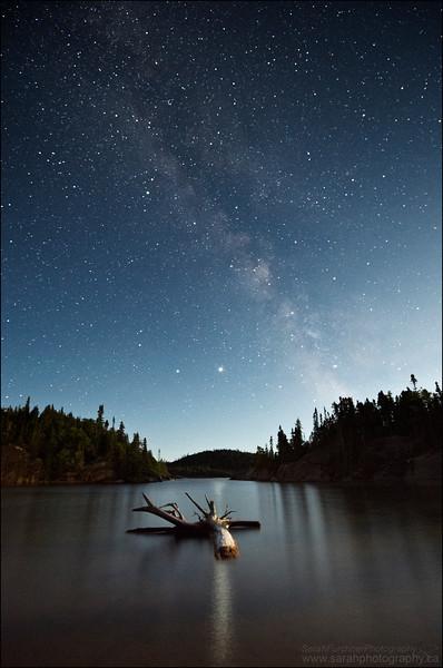 Hattie's Cove. Pukaskwa National Park, Ontario