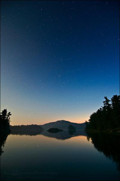 George Lake, Killarney Provincial Park. ON.