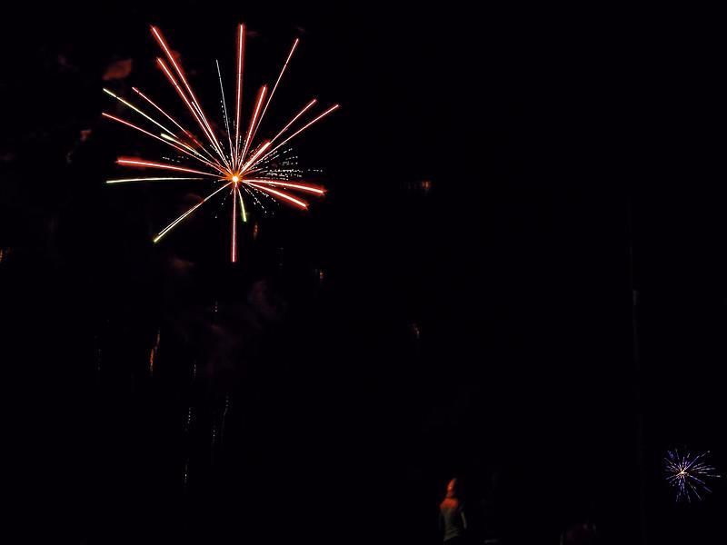 Tumwater Fireworks