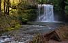 Upper North Silver Falls, Silver Falls State Park, Oregon