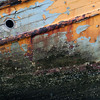 Decaying boat