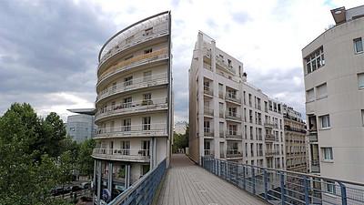 House Divided, Promenade Plantée, Paris