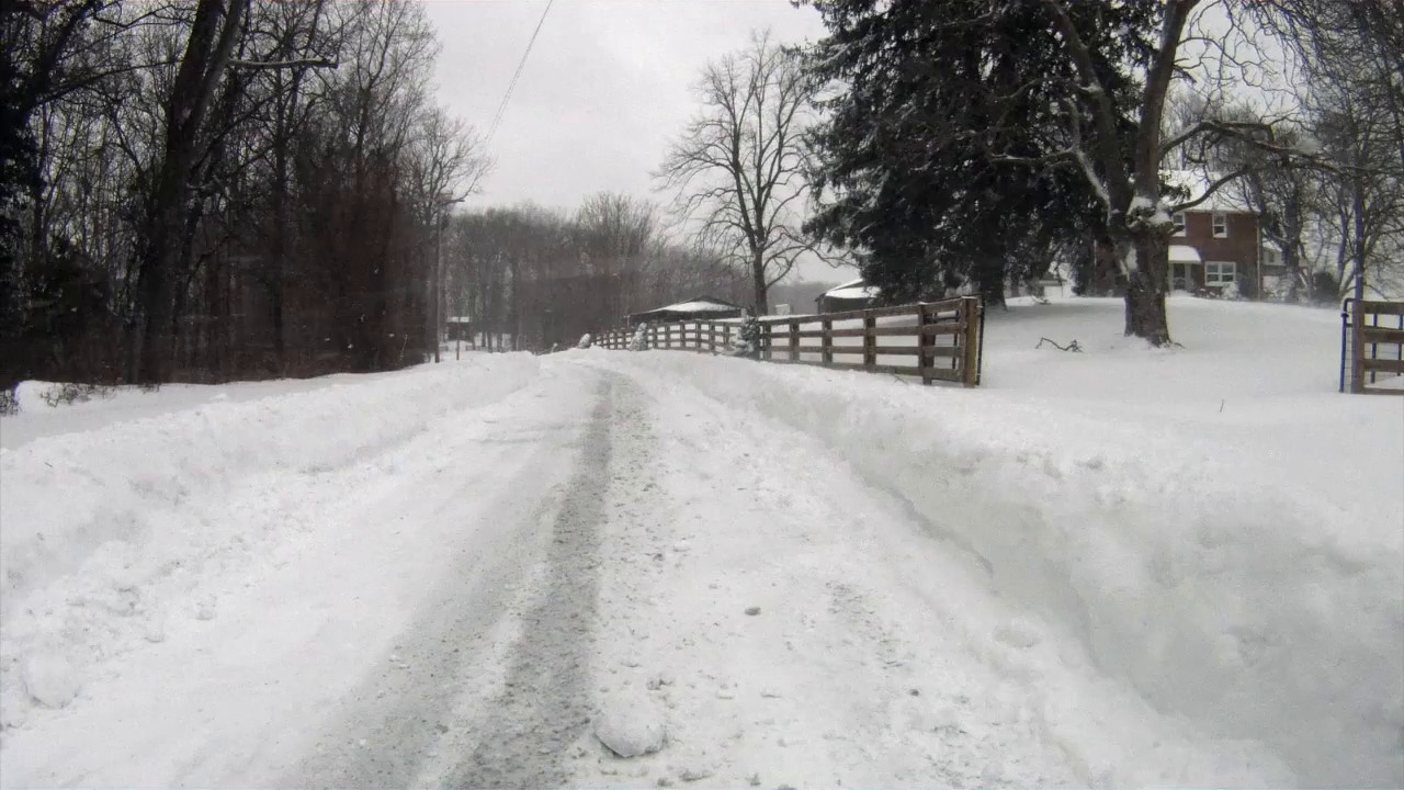 Snowzilla?