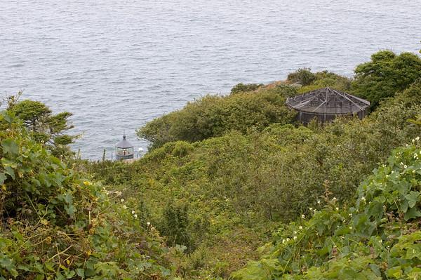 Trinidad lighthouse.