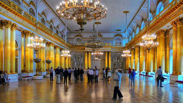 Ermitage, St. Petersburg 2008