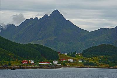 Bei/Near Tromso