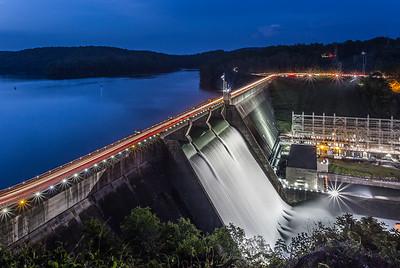 Norris Dam in Primetime