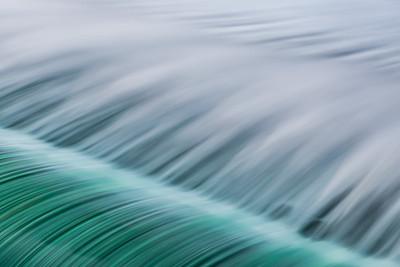 Norris Dam Spillway at Day Break IV
