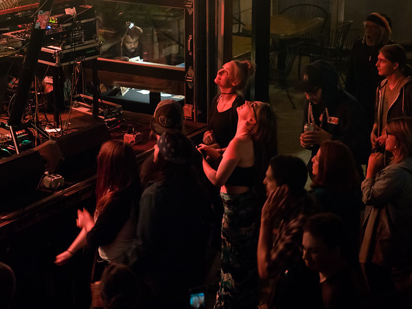 Tatanka Fans, Nectar Lounge, Fremont