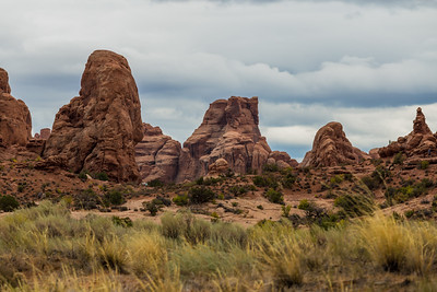 Windows at Arches